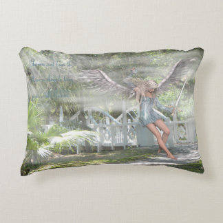 Sent from Heaven Angel of Peace Pillow