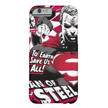 Sent To Earth To Save Us Barely There iPhone 6 Case