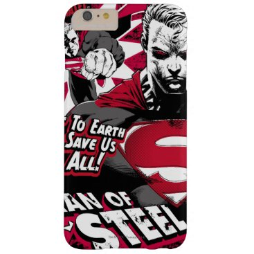 Sent To Earth To Save Us Barely There iPhone 6 Plus Case