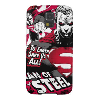 Sent To Earth To Save Us Galaxy S5 Cover