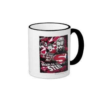 Sent To Earth To Save Us Ringer Mug