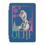 Sentada de Olaf Cover De iPad Mini