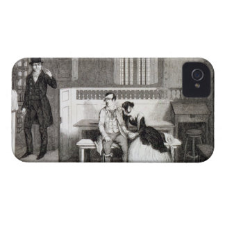 Sentenced to Transportation, plate 6 of 'The Drunk iPhone 4 Case