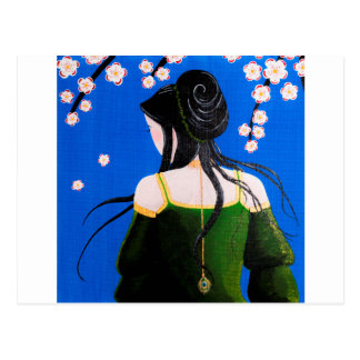 Senteurs fleuries postcards