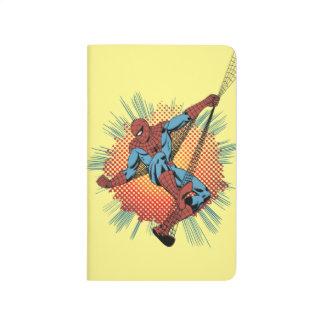 Sentidos retros de Spider-Man Spidey Cuadernos