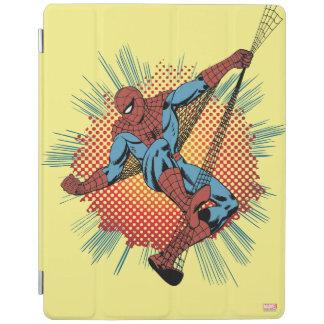 Sentidos retros de Spider-Man Spidey Cubierta De iPad