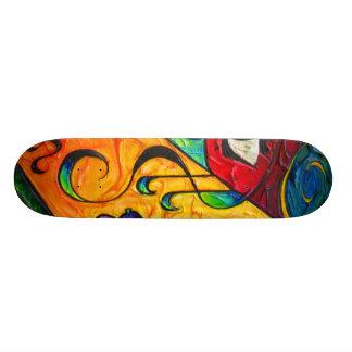 Sentimental Beauty Skateboard