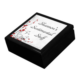 Sentimental Gift Box with Name