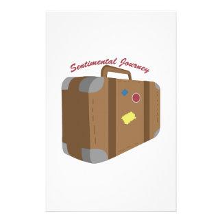 Sentimental Journey Stationery