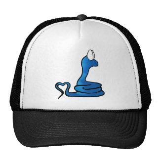 Sentimental Snake Trucker Hat