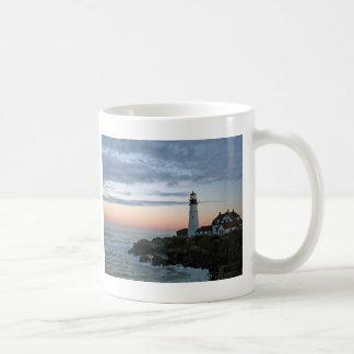Sentinal at Sunset Coffee Mug