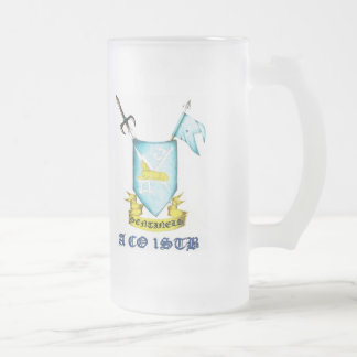 Sentinel Crest Beer Mug