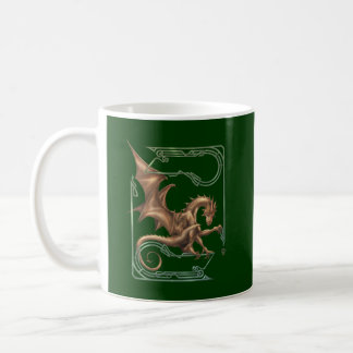 Sentinel Dragon Coffee Mug