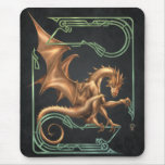 Sentinel Dragon Mouse Pad
