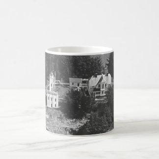 Sentinel Island Lighthouse Coffee Mug