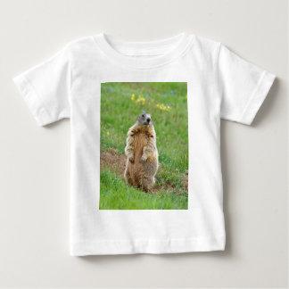 Sentinel marmot baby T-Shirt