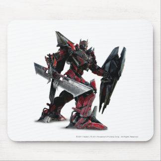 Sentinel Prime CGI 2 Mouse Pad