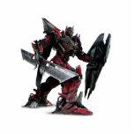 Sentinel Prime CGI 2 Photo Sculpture
