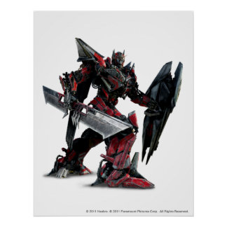 Sentinel Prime CGI 2 Poster