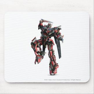 Sentinel Prime CGI 3 Mouse Pad