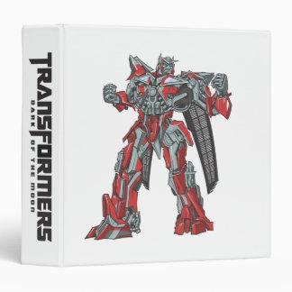Sentinel Prime Line Art 1 Binder
