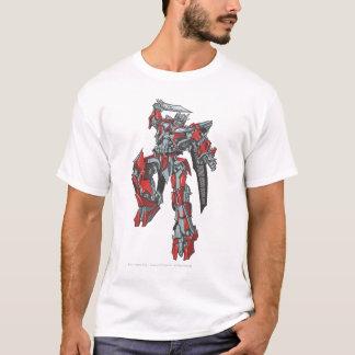 Sentinel Prime Line Art 3 T-Shirt