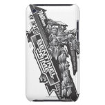 Sentinel Prime Metal Badge 2 iPod Touch Case-Mate Case