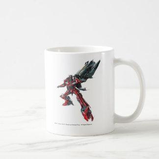 Sentinel Prime Sketch 2 Coffee Mug