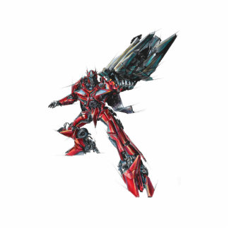 Sentinel Prime Sketch 2 Cut Out