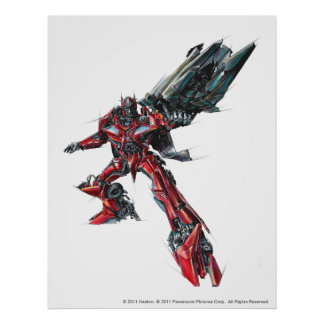 Sentinel Prime Sketch 2 Poster