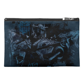 Sentinel Prime Stylized Paint Travel Accessories Bag