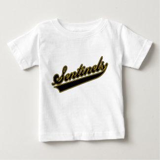Sentinels Script Baby T-Shirt