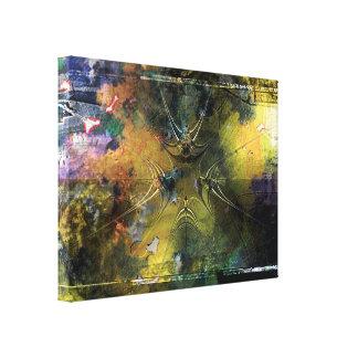 Sentrica 2 canvas print