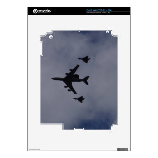 Sentry Escorted By Typhoons Decal For The iPad 2