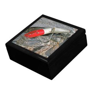 Señuelo articulado cacho del Redhead de Pikie de l Caja De Recuerdo