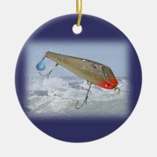 Señuelo de Fishmaster Jerry Sylvester Flaptail del Adorno De Reyes