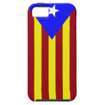 Senyera Catalana Estelada iPhone 5 Carcasas