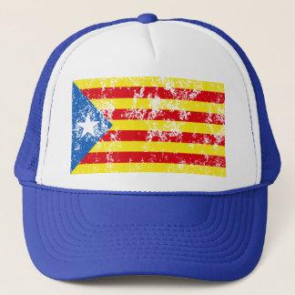 Senyera Estelada Blava Antiga Trucker Hat