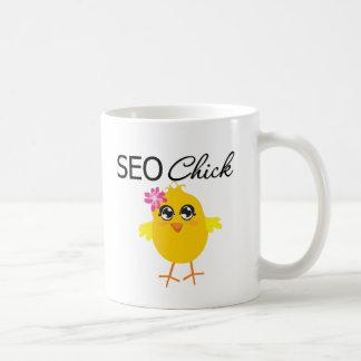 SEO Chick Coffee Mug