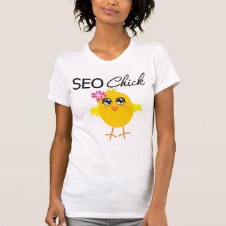 SEO Chick Tshirt