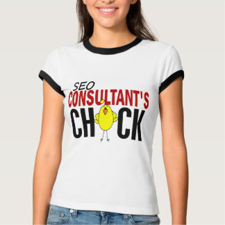 SEO Consultant's Chick Shirts
