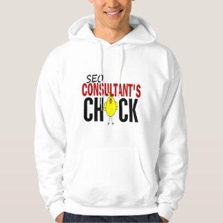 SEO Consultant's Chick Sweatshirt