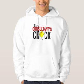 SEO Consultant's Chick Sweatshirts