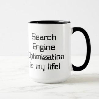 SEO es mi taza de la vida