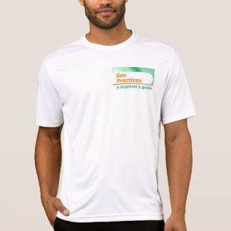 Seo practica la camiseta oficial remeras