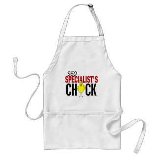 SEO Specialist s Chick Apron