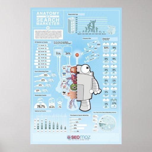 SEOmoz 2010 Industry Survey Poster