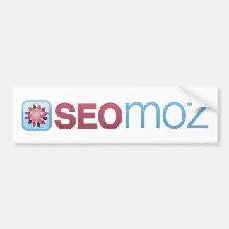 SEOmoz Logo Bumper Sticker