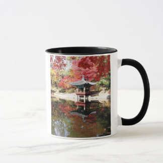 Seoul Autumn Colors Mug