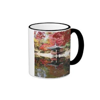 Seoul Autumn Colors Coffee Mug